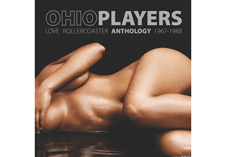 The Ohio Players - Love Rollercoaster - Anthology 1967-1988 - (CD)