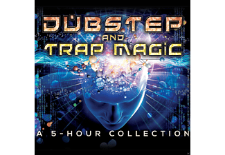 VARIOUS - Dubstep & Trap Magic (A 5-Hour Collection) - (CD)