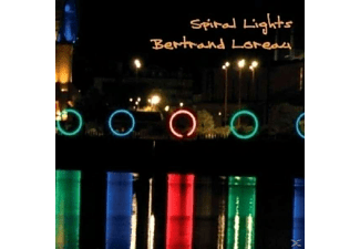 Bertrand Loreau - Spiral Lights - (CD)