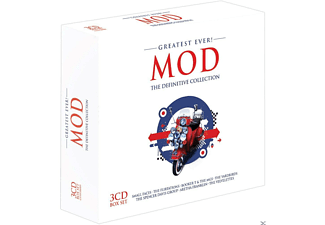 VARIOUS - Greatest Ever! Mod - The Definitive Collection - (CD)