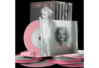 Marilyn Monroe - BOX OF DIAMONDS - (Vinyl)