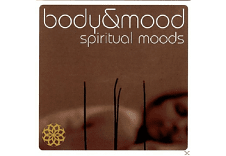 VARIOUS - Body & Mood-Spiritual Moods - (CD)