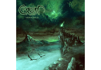 Crom - Vengeance - (CD)