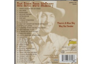 Red River Dave Mcenery - There's A Blue Sky Way Out Yonder [CD]