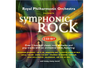 Royal Philharmonic Orchestra, Matthew Feeman, David Arnold - Symphonic Rock - (CD)