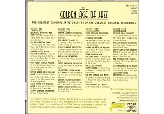 VARIOUS - Golden Age Of Jazz - (CD)