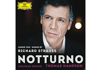 Thomas Hampson, Wolfram Rieger - Notturno - Lieder Von Richard Strauss - (CD)