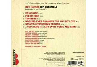 Roy Haynes - Hip Ensemble [CD]