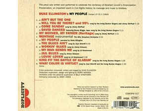 Duke Ellington - My People [CD]