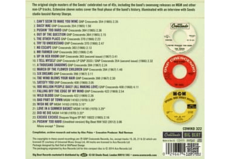 The Seeds - Singles A's & B's 1965-1970 - (CD)