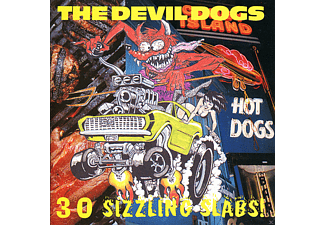 Devil Dogs - 30 Sizzling Slabs! - (CD)