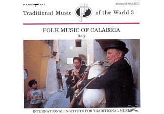 VARIOUS - Traditional Music Vol. 3: Folk Music Of Calabria [CD]