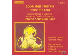 Bachchor Gütersloh;Figuralchor Der Gedächtniskirche Stuttgart - Praise The Lord: Well-Known Chorales [CD]