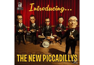 The New Piccadillys - Introducing... The New Piccadillys [CD]