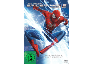 The Amazing Spider-Man 2: Rise of Electro [DVD]