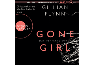 Gone Girl-Das Perfekte Opfer - (MP3-CD)