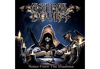 Astral Doors - Notes From the Shadows (CD)