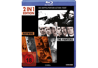Haywire / The Fighters - 2 in 1 Edition - (Blu-ray)