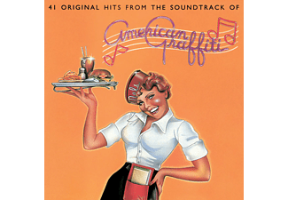 Various, Ost/American Graffit - American Graffiti (OST) [CD]