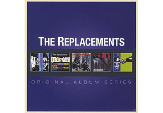 The Replacements - Original Album Series [CD]