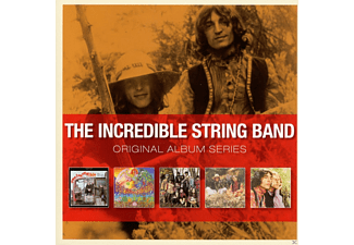 The Incredible String Band - Original Album Series [CD]