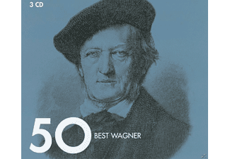 VARIOUS - 50 Best Wagner [CD]