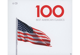 VARIOUS - 100 Best American Classics - (CD)
