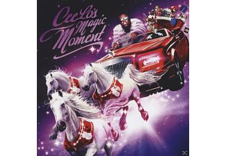 Cee Lo Green - Cee Lo's Magic Moment [CD]