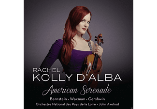 Rachel Kolly D'alba - American Serenade [CD]