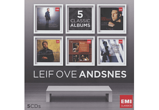 Leif Ove Andsnes - Leif Ove Andsnes-Five-In-One [CD]