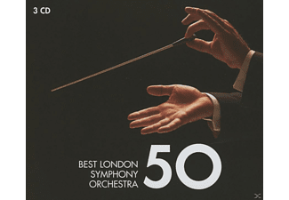 VARIOUS, Barbirolli/Boult/Previn - 50 Best London Symphony Orch. - (CD)