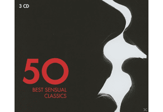 VARIOUS - 50 BEST SENSUAL CLASSICS [CD]