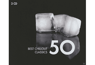 Callas/Baker/Pahud/Marriner, Johann Pachelbel - 50 Best Chillout Classics - (CD)