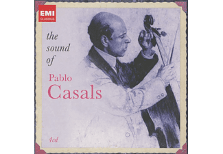 VARIOUS, Casals Pablo - The Sound Of Pablo Casals - (CD)