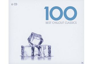 VARIOUS - 100 BEST CHILLOUT CLASSICS - (CD)