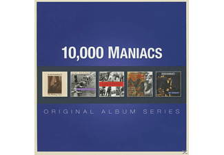 10.000 Maniacs - Original Album Series [CD]
