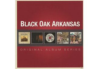 Black Oak Arkansas - Original Album Series [CD]