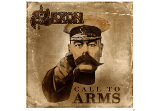 Saxon - Call To Arms - (CD)