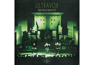 Ultravox - Monument [CD]