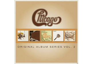 Chicago - Original Album Series Vol.2 (5 Cd Box) [CD]