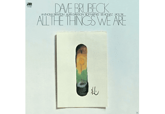 Dave Brubeck - All The Things We Are - (CD)