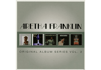 Aretha Franklin - ORIGINAL ALBUM SERIES 2 [CD]