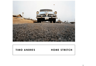 Metropolis Ensemble, Timo Andres - Home Stretch [CD]