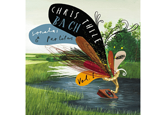 Chris Thile - Sonatas & Partitas Vol.1 [CD]