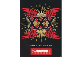 VARIOUS - XXX THREE DECADES OF ROADRUNNER RECORDS - (CD)