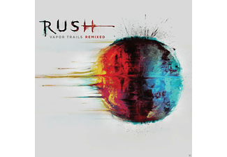 Rush - Vapor Trails-Remixed [CD]