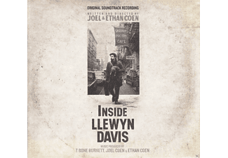 VARIOUS - Inside Llewyn Davis - (CD)