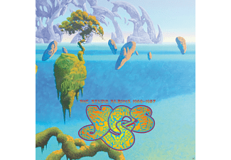 Yes - The Studio Albums 1969-1987 - (CD)