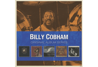Billy Cobham - ORIGINAL ALBUM SERIES [CD]