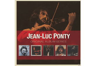 Jean-Luc Ponty - Original Album Series [CD]